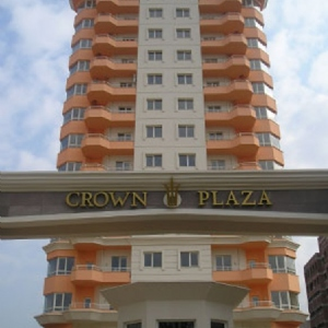Crown Plaza Residential Complex